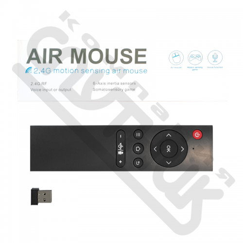 DVS AM-112, Air Mouse для android TV