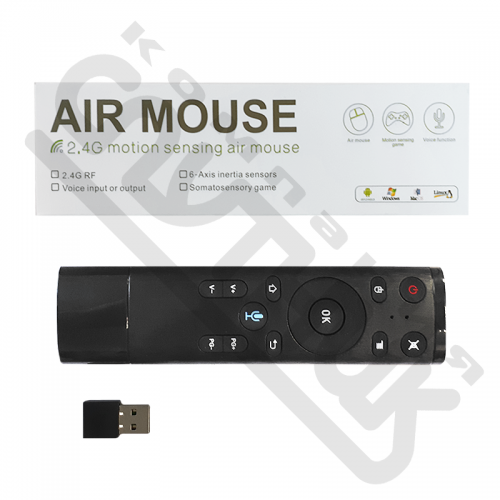 DVS AM-116, Air Mouse для android TV